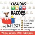 CASA DAS RAÇÕES PET SHOP