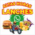 ALTAS HORAS LANCHES