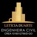 LETÍCIA DUARTE ENGENHEIRA CIVIL